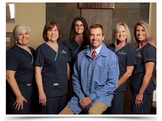friendly dental staff employees in Greensboro